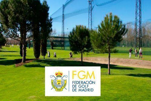 Federacion Golf Madrid